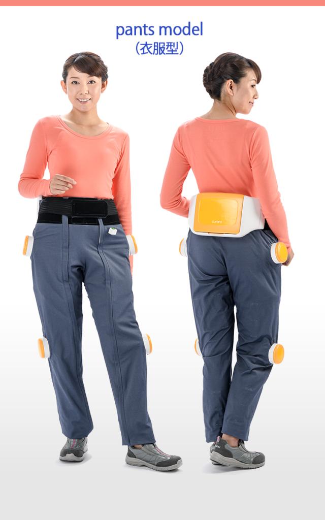 curara4 pants model